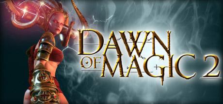 Logo for Dawn of Magic 2