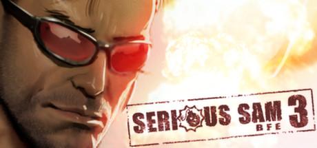 Logo for Serious Sam 3