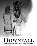 Logo for Downfall