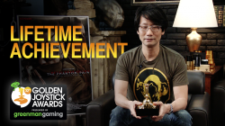 Metal Gear Solid: Ground Zeroes: Hideo Kojima erhält Golden Joysticks Lifetime Achievement Award