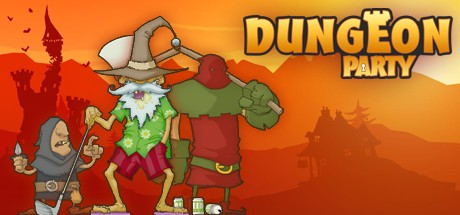 Logo for Dungeon Party