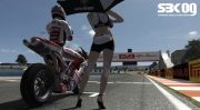 Superbike World Championship 2009: Screen aus SBK 09.