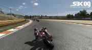 Superbike World Championship 2009: Screen aus SBK 09.