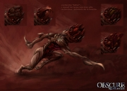 Obscure: The Aftermath: Artwork Screens