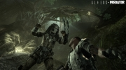 Aliens vs. Predator: Screenshot aus dem Shooter Aliens vs. Predator