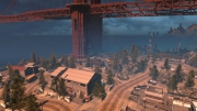 Homefront: Bridge Screenshot aus dem DLC The Rock