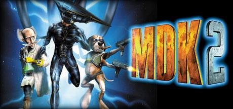 MDK 2 - MDK 2