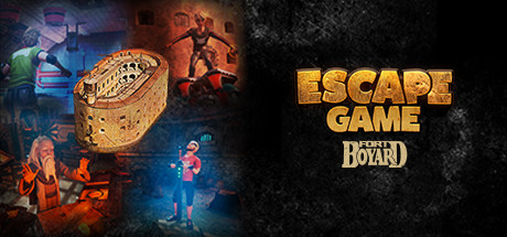 Escape Game Fort Boyard - Escape Game Fort Boyard
