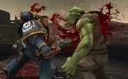 Warhammer 40.000: Space Marine: Blutiger Screen aus dem kommenden Space Marine Ableger.