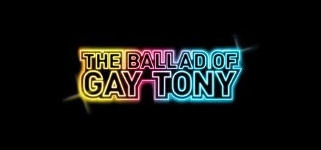 Logo for Grand Theft Auto IV: The Ballad of Gay Tony
