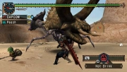 Monster Hunter: Freedom Unite: Screens aus dem PSP Titel Monster Hunter: Freedom Unite