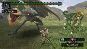 Monster Hunter: Freedom Unite: Screens aus dem PSP Titel Monster Hunter: Freedom Unite