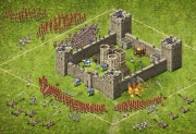 Stronghold Kingdoms: Screenshot aus dem Aufbauspiel Stronghold Kingdoms.