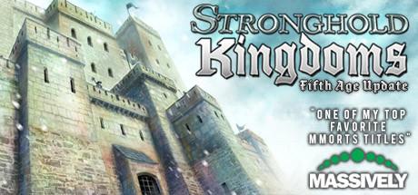 Logo for Stronghold Kingdoms