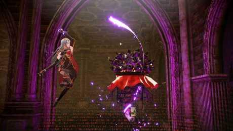 Scarlet Nexus: Screen zum Spiel Scarlet Nexus.