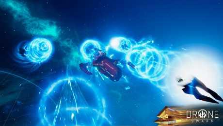 Drone Swarm - Drone Swarm - Sci-Fi Strategie-Abenteuer erscheint heute für den PC