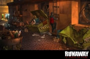 Runaway: A Twist of Fate: Neue Impressionen aus Runaway – A Twist of Fate.