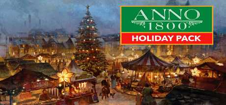 Anno 1800: Weihnachtspaket - Anno 1800: Weihnachtspaket