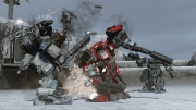Front Mission Evolved: Offizielle Screens zum Spiel Front Mission Evolved.