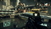 Crysis 2: Screen aus der PC MP Beta - Map Pier 17.