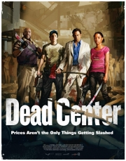 Left 4 Dead 2: Left 4 Dead 2 Kampagnen-Poster - Dead Center