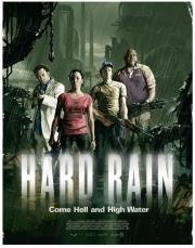 Left 4 Dead 2: Left 4 Dead Kampagnen-Poster - Hard Rain