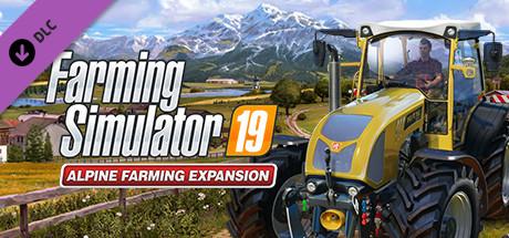 Landwirtschafts-Simulator 19 - Alpine Landwirtschaft Add-On - Landwirtschafts-Simulator 19 - Alpine Landwirtschaft Add-On