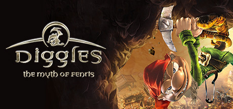 Diggles: The Myth of Fenris - Diggles: The Myth of Fenris