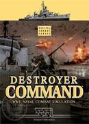 Logo for Destroyer Command