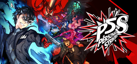 Persona 5 Strikers - Persona 5 Strikers