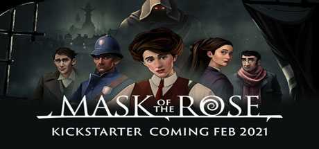 Mask of the Rose - Mask of the Rose