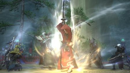 Final Fantasy XIV Online - Der Blaumagier ist seit kurzem spielbar