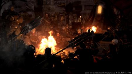 Final Fantasy XIV Online: Official Screenshots - Mai 2017 - Erweiterung