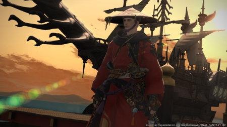 Final Fantasy XIV Online - Kollaborationsevent mit FINAL FANTASY XV gestartet - erster Viersitzer verfügbar