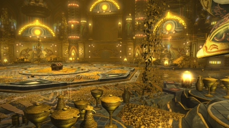 Final Fantasy XIV Online: Patch 4.05 - Screenshots