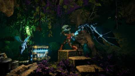Arboria: Screen zum Spiel Arboria.