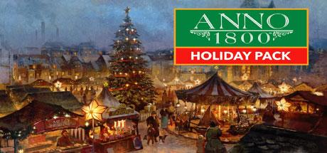 Anno 1800: Weihnachtspaket