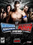 Logo for WWE SmackDown vs. Raw 2010