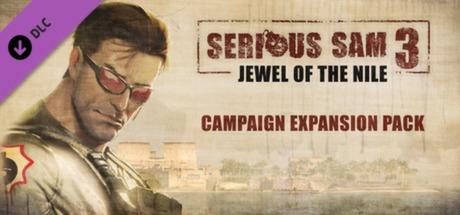 Serious Sam 3: Jewel of the Nile - Serious Sam 3: Jewel of the Nile