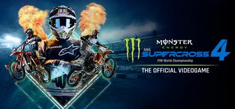 Monster Energy Supercross - The Official Videogame 4 - Monster Energy Supercross - The Official Videogame 4
