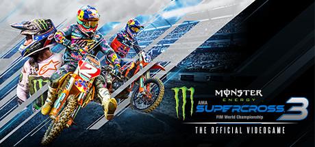 Monster Energy Supercross - The Official Videogame 3 - Monster Energy Supercross - The Official Videogame 3