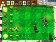 Plants vs Zombies: Screen aus der Demo.