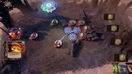 Trials of Fire: Screen zum Spiel Trials of Fire.