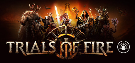 Logo for Trials of Fire