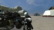 All Aspect Warfare: Screen zu All Aspect Warfare, dem SIFI Ego Shooter.