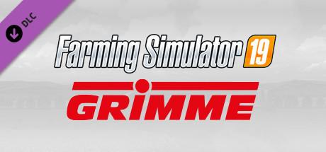 Landwirtschafts-Simulator 19 - GRIMME Equipment Pack