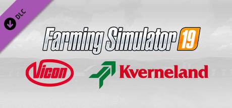 Landwirtschafts-Simulator 19 - Kverneland & Vicon Equipment Pack - Landwirtschafts-Simulator 19 - Kverneland & Vicon Equipment Pack