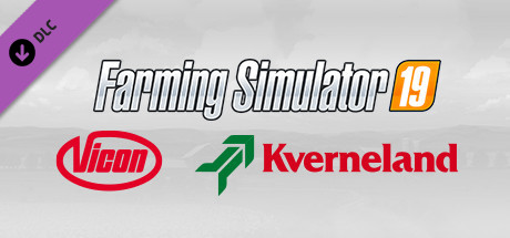 Landwirtschafts-Simulator 19 - Kverneland & Vicon Equipment Pack