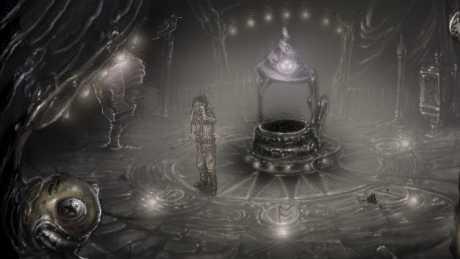 Strangeland: Screen zum Spiel Strangeland.