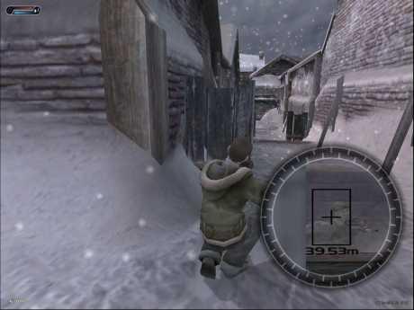 Second Sight: Screen zum Spiel Second Sight.